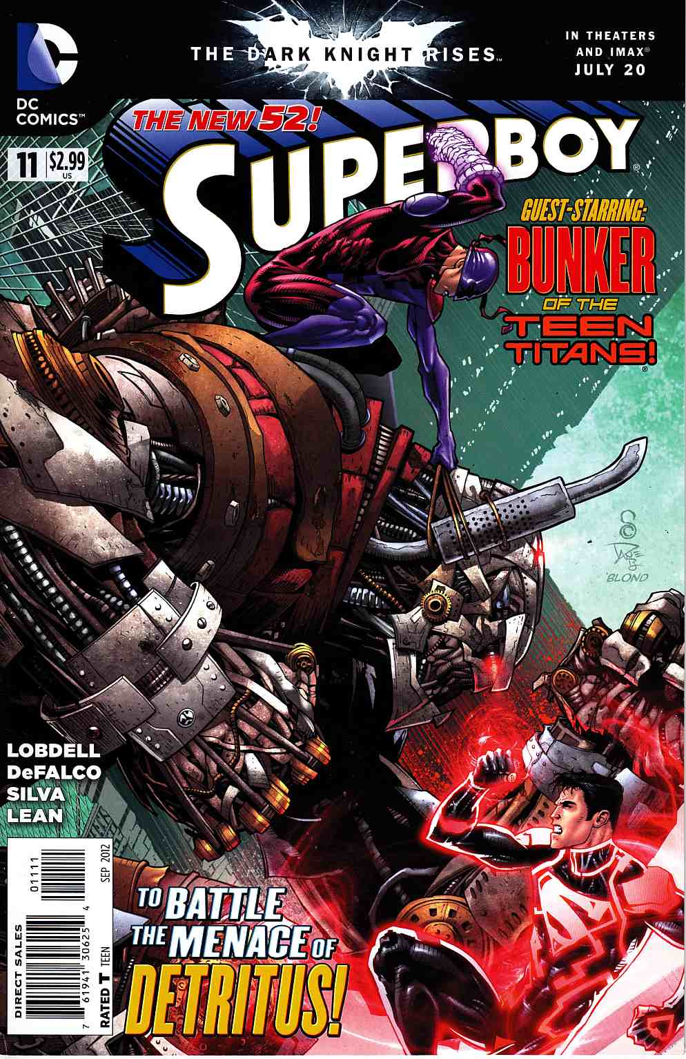 Superboy #11 [DC Comic]