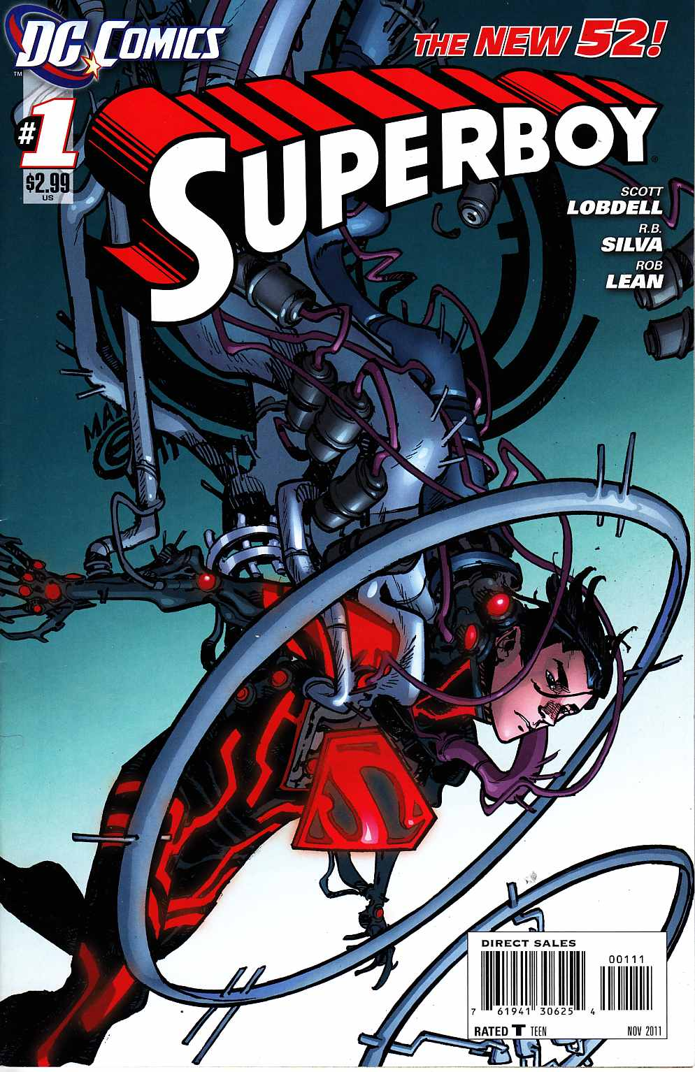 Superboy #1 [DC Comic]