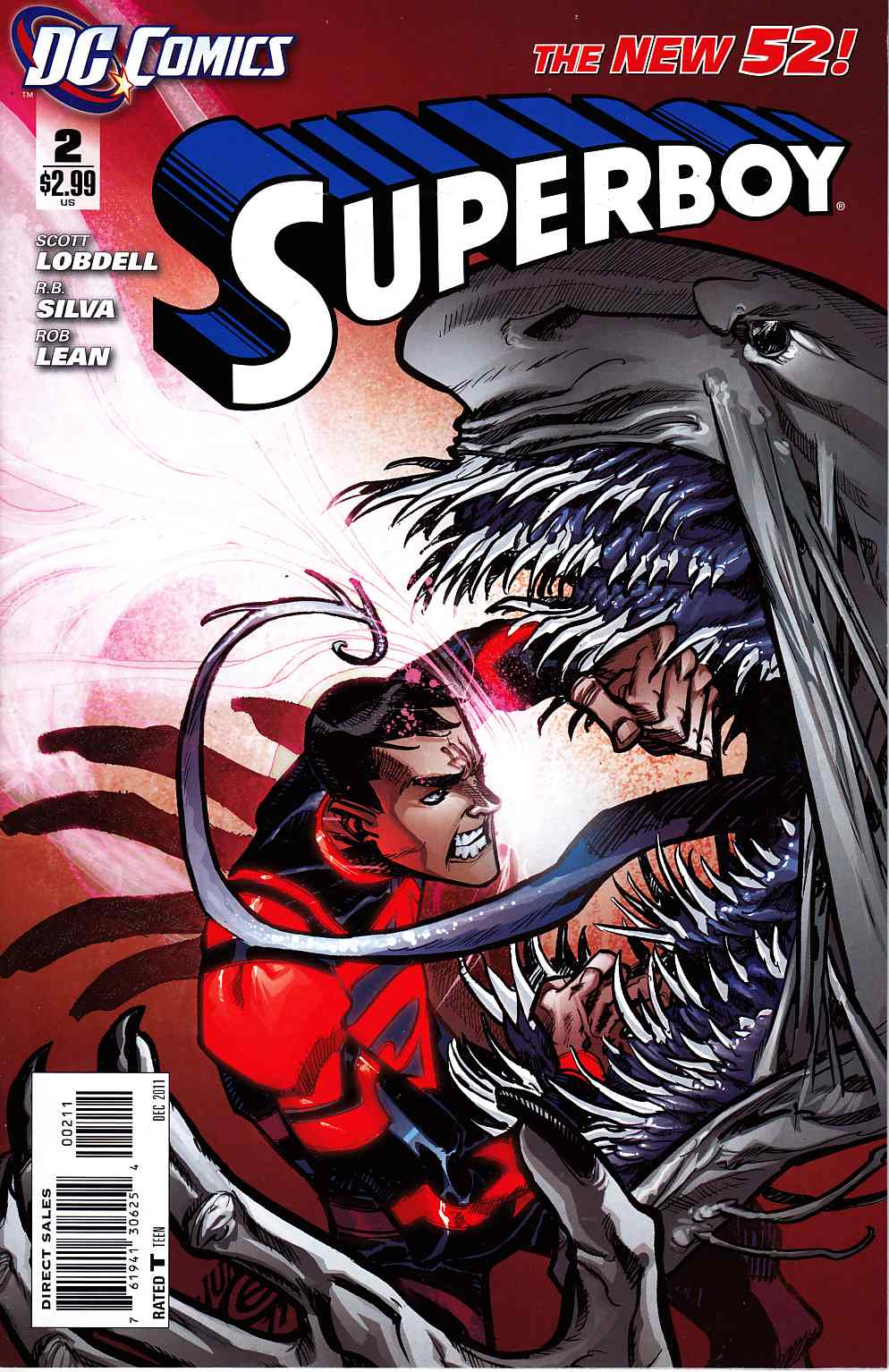 Superboy #2 [DC Comic]