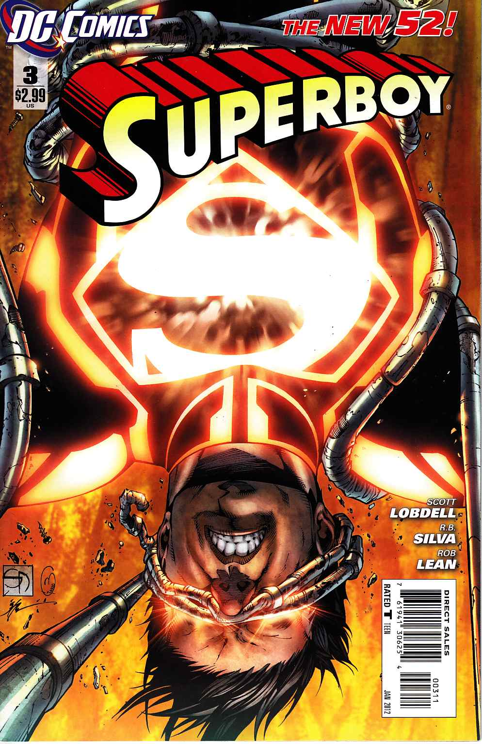 Superboy #3 [DC Comic]