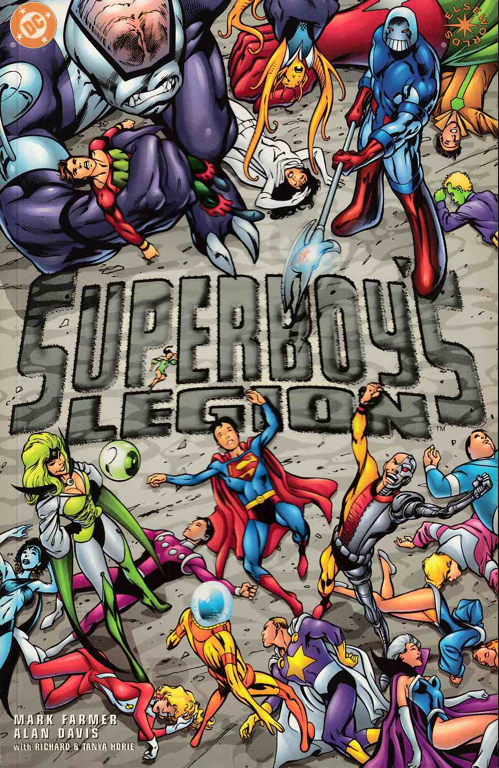 Superboys Legion #2 Near Mint (9.4) [DC Comic] THUMBNAIL