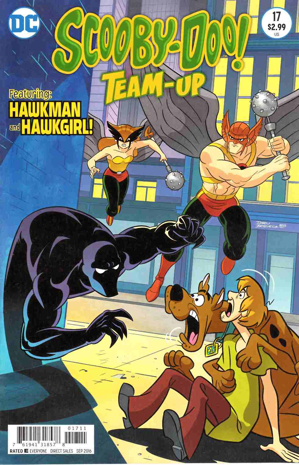Scooby Doo Team Up #17 [DC Comic] THUMBNAIL