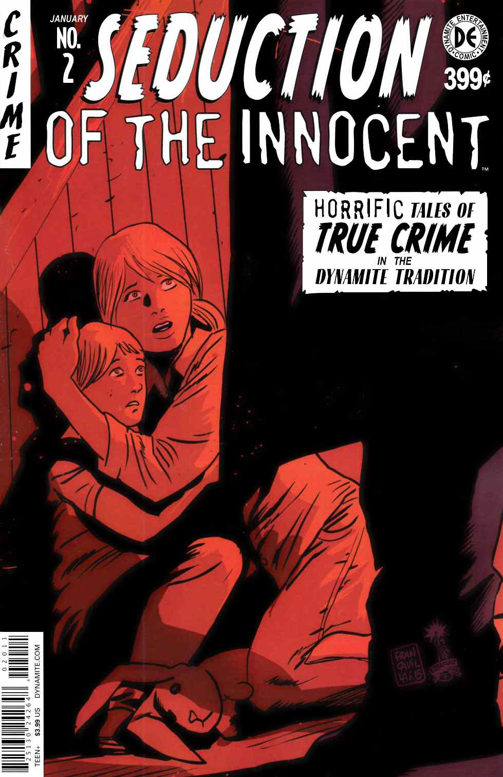 Seduction of the Innocent #2 [Dynamite Comic] THUMBNAIL