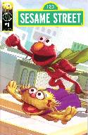 Sesame Street #1 Imagination Super Power Chase Incentive Cover [Comic] THUMBNAIL