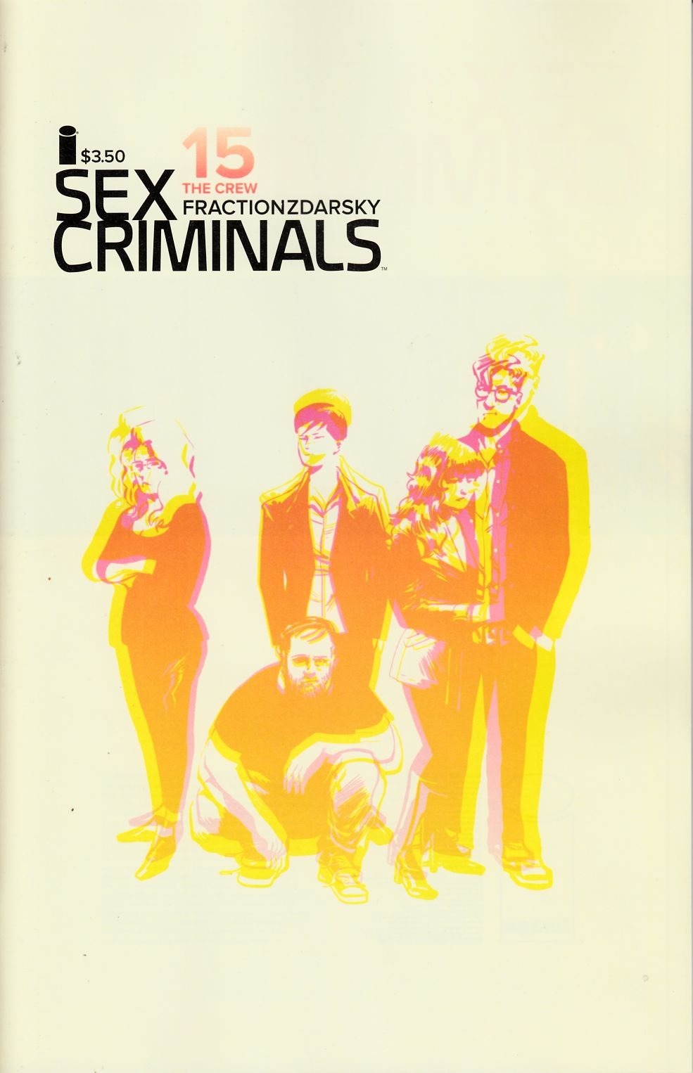 Sex Criminals #15 [Image Comic]_THUMBNAIL