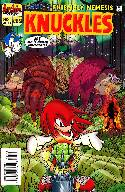 Sonic's Friendly Nemesis Knuckles #1 [Archie Comic] THUMBNAIL