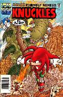 Sonic's Friendly Nemesis Knuckles #2 [Archie Comic] THUMBNAIL