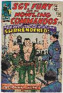Sgt. Fury and His Howling Commandos #30 [Marvel Comic] THUMBNAIL