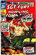 Sgt. Fury and His Howling Commandos Special/Annual #3 [Marvel Comic] THUMBNAIL