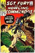 Sgt. Fury and His Howling Commandos #37 [Marvel Comic] THUMBNAIL