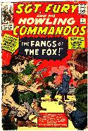 Sgt. Fury and His Howling Commandos #6 Good (2.0) [Marvel Comic] THUMBNAIL