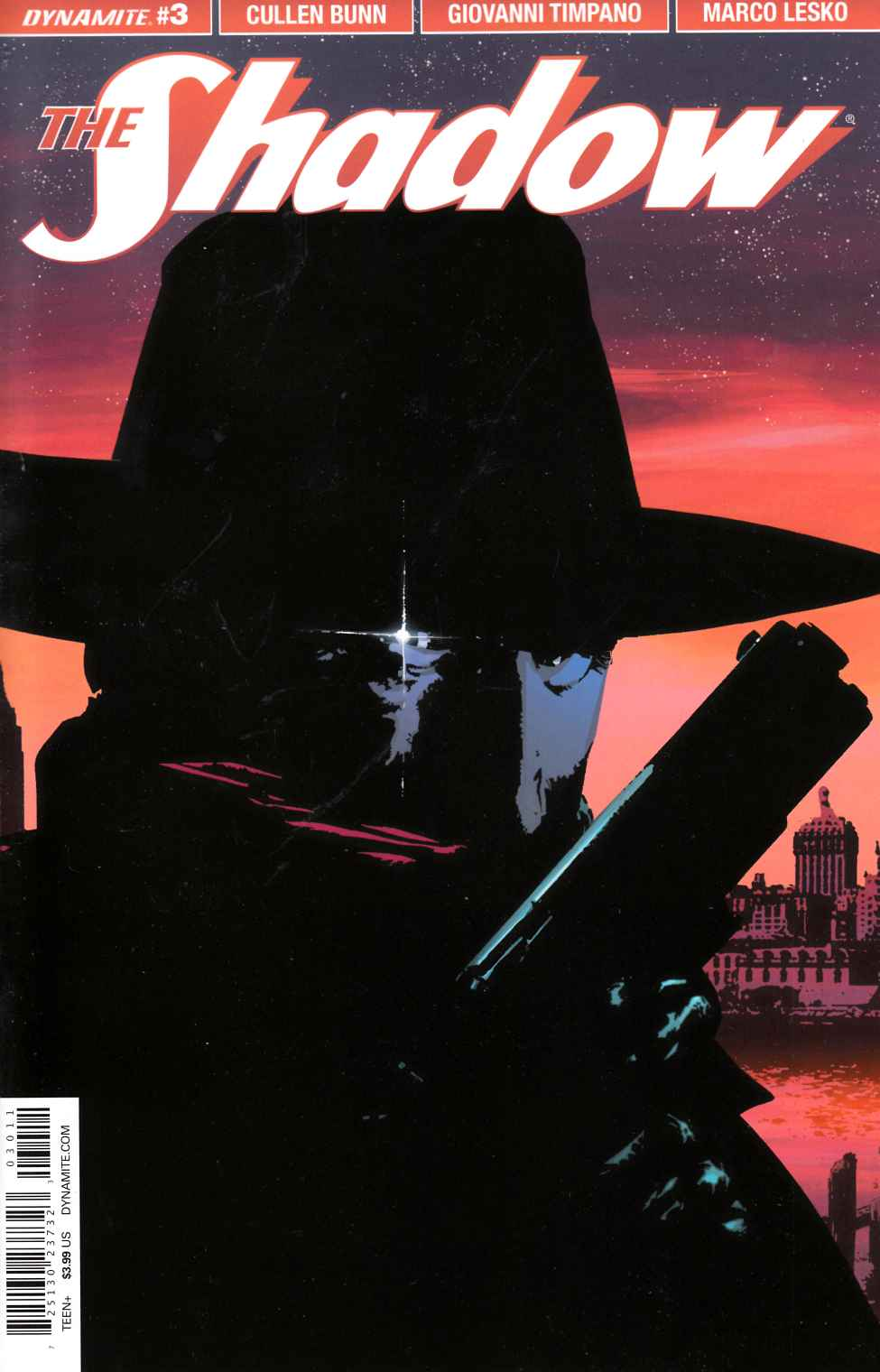 Shadow Volume 2 #3 [Dynamite Comic] LARGE