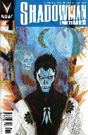 Shadowman End Times #1 Mack Incentive Cover [Comic] THUMBNAIL