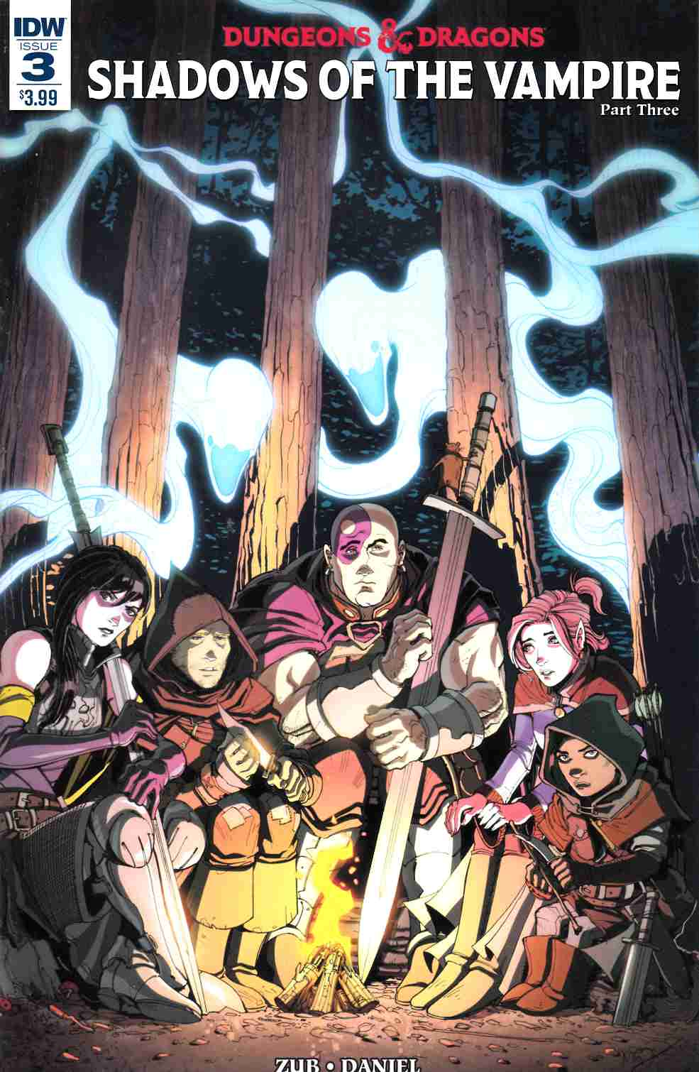 Dungeons & Dragons (2016) #3 [IDW Comic] THUMBNAIL