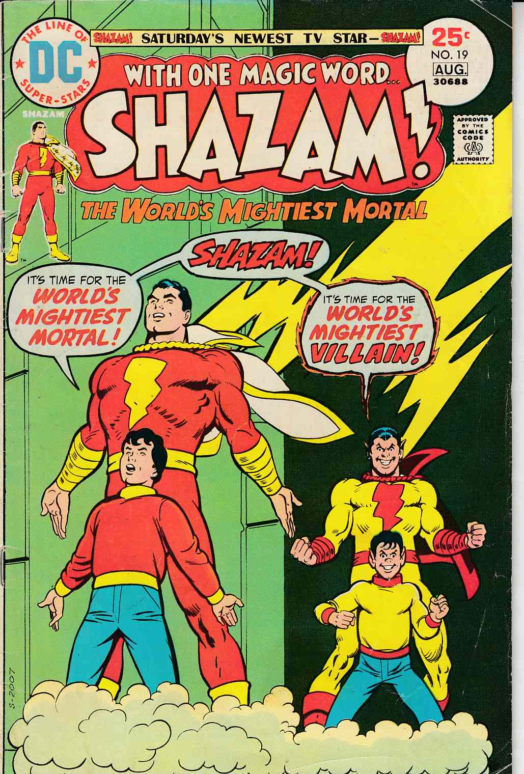 Shazam #19 Very Good (4.0) [DC Comic]_THUMBNAIL