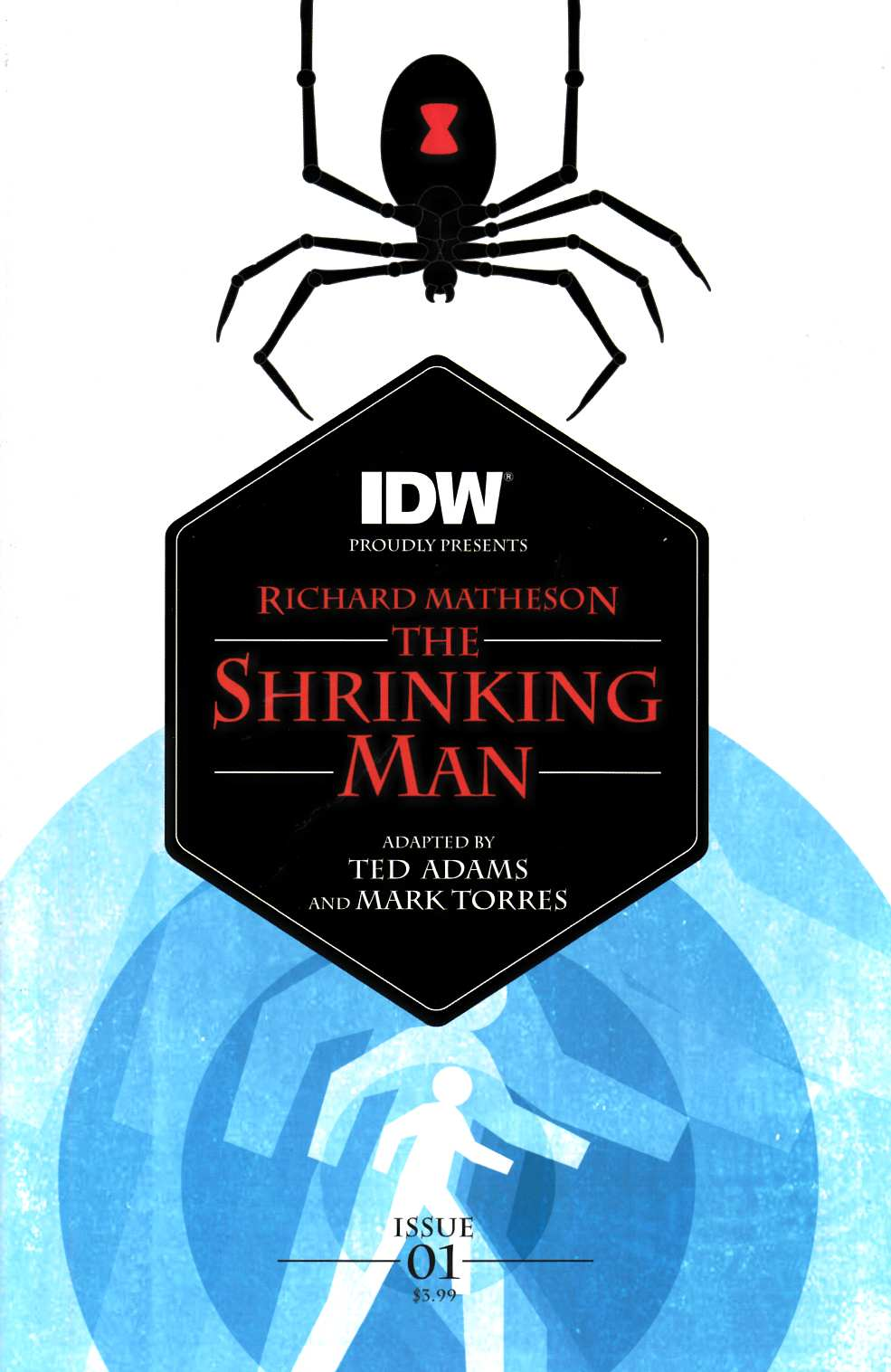 Shrinking Man #1 [IDW Comic]