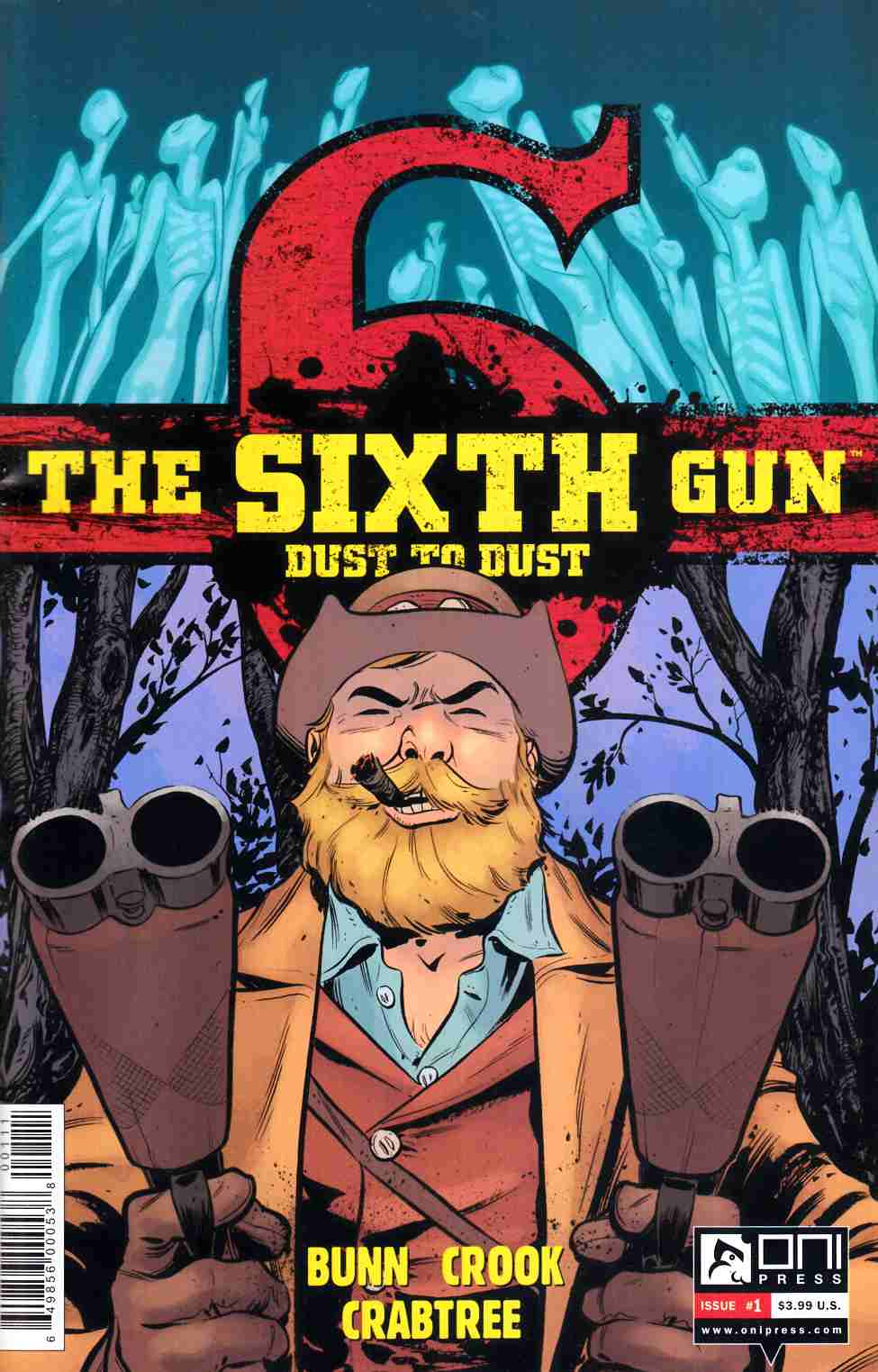 Sixth Gun Dust to Dust #1 [Oni Press Comic]_LARGE
