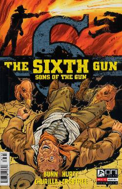 Sixth Gun Sons of the Gun #1 Second Printing [Comic] LARGE