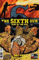 Sixth Gun Sons of the Gun #1 Second Printing [Comic]_THUMBNAIL