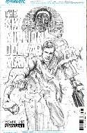 Six Million Dollar Man Season 6 #1 Ross Sketch Incentive Cover [Comic] THUMBNAIL