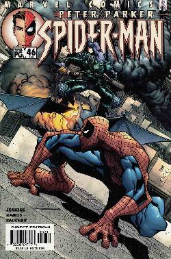 Peter Parker Spider-Man #46 Fine (6.0) [Marvel Comic] LARGE