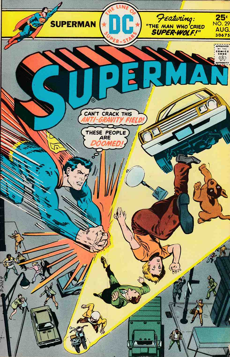 Superman #290 Fine (6.0) [DC Comic] LARGE