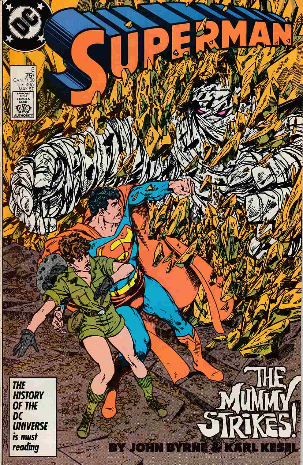 Superman #5 Very Fine (8.0) [DC Comic]_THUMBNAIL