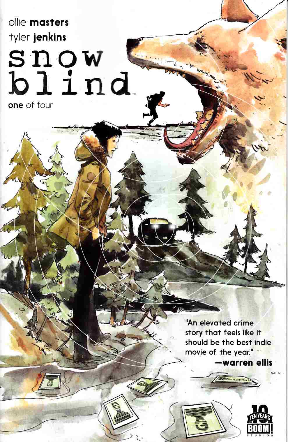 Snow Blind #1 [Boom Comic] THUMBNAIL