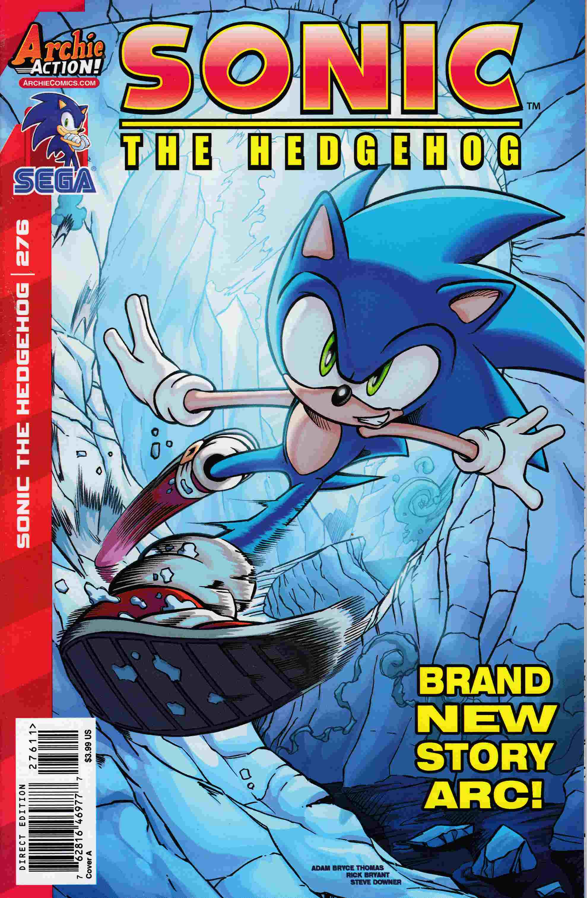 Sonic the Hedgehog #276 [Archie Comic]_THUMBNAIL