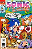 Sonic the Hedgehog #28 [Comic] THUMBNAIL