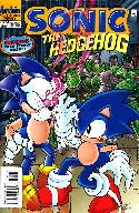 Sonic the Hedgehog #34 [Comic] THUMBNAIL
