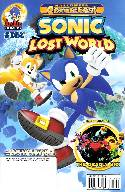 2013 Halloween ComicFest Sonic Lost World Halloween Edition [Comic] THUMBNAIL