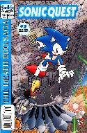 Sonic Quest the Death Egg Saga #2 [Archie Comic] THUMBNAIL