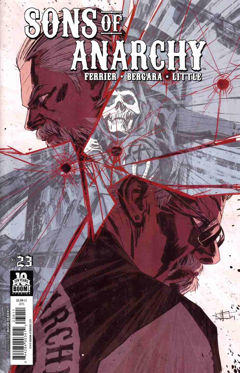 Sons of Anarchy #23 [Boom Comic] THUMBNAIL