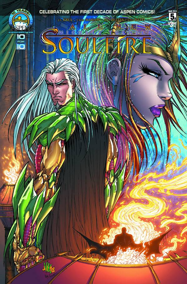 All New Soulfire #5 Cover A [Comic] THUMBNAIL