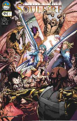 Soulfire Volume 2 #7 Cover A- Marcus To [Comic]_LARGE