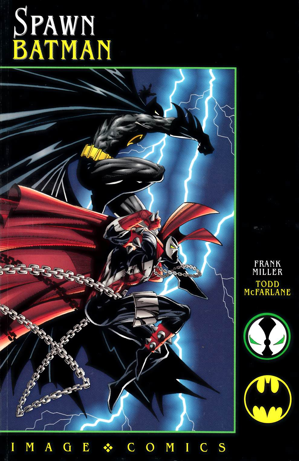 Spawn Batman (One Shot) Fine (6.0) [Image Comic] LARGE