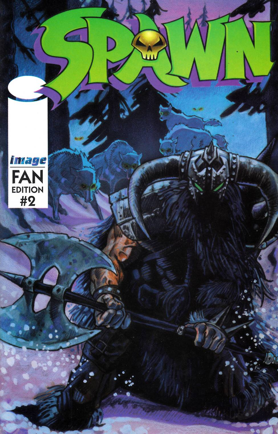 Spawn Fan Edition #2 Very Fine (8.0) [Image Comic] THUMBNAIL