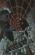 The Spider #1 DF Exclusive Virgin Ross Cover [Comic]