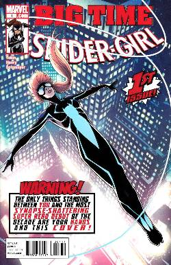 Spider-Girl #1 [Comic] LARGE