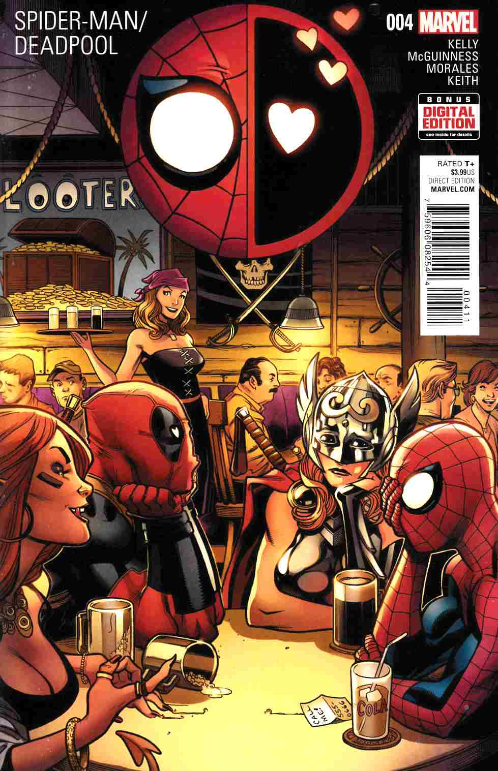 Spider-Man Deadpool #4 [Marvel Comic] THUMBNAIL