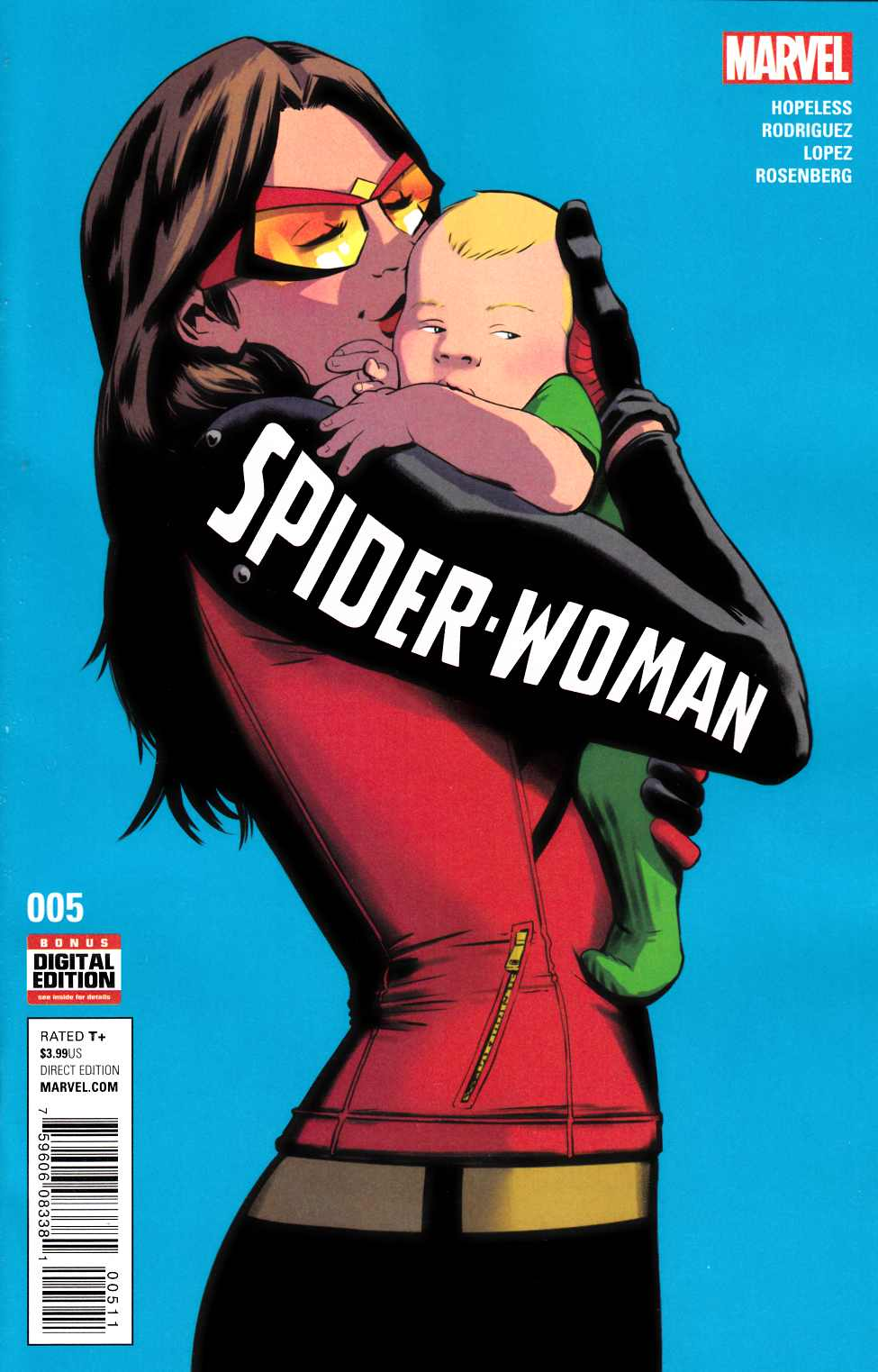 Spider-Woman #5 [Marvel Comic] THUMBNAIL
