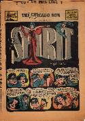 Spirit Weekly Newspaper Comic [January 19th 1947] THUMBNAIL