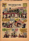 Spirit Weekly Newspaper Comic [February 16th 1947] THUMBNAIL