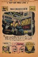 Spirit Weekly Newspaper Comic [February 8th 1946] THUMBNAIL