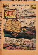 Spirit Weekly Newspaper Comic [February 9th 1947] THUMBNAIL