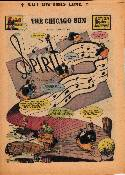 Spirit Weekly Newspaper Comic [April 20th 1947] THUMBNAIL