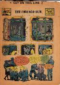 Spirit Weekly Newspaper Comic [August 17th 1947] THUMBNAIL