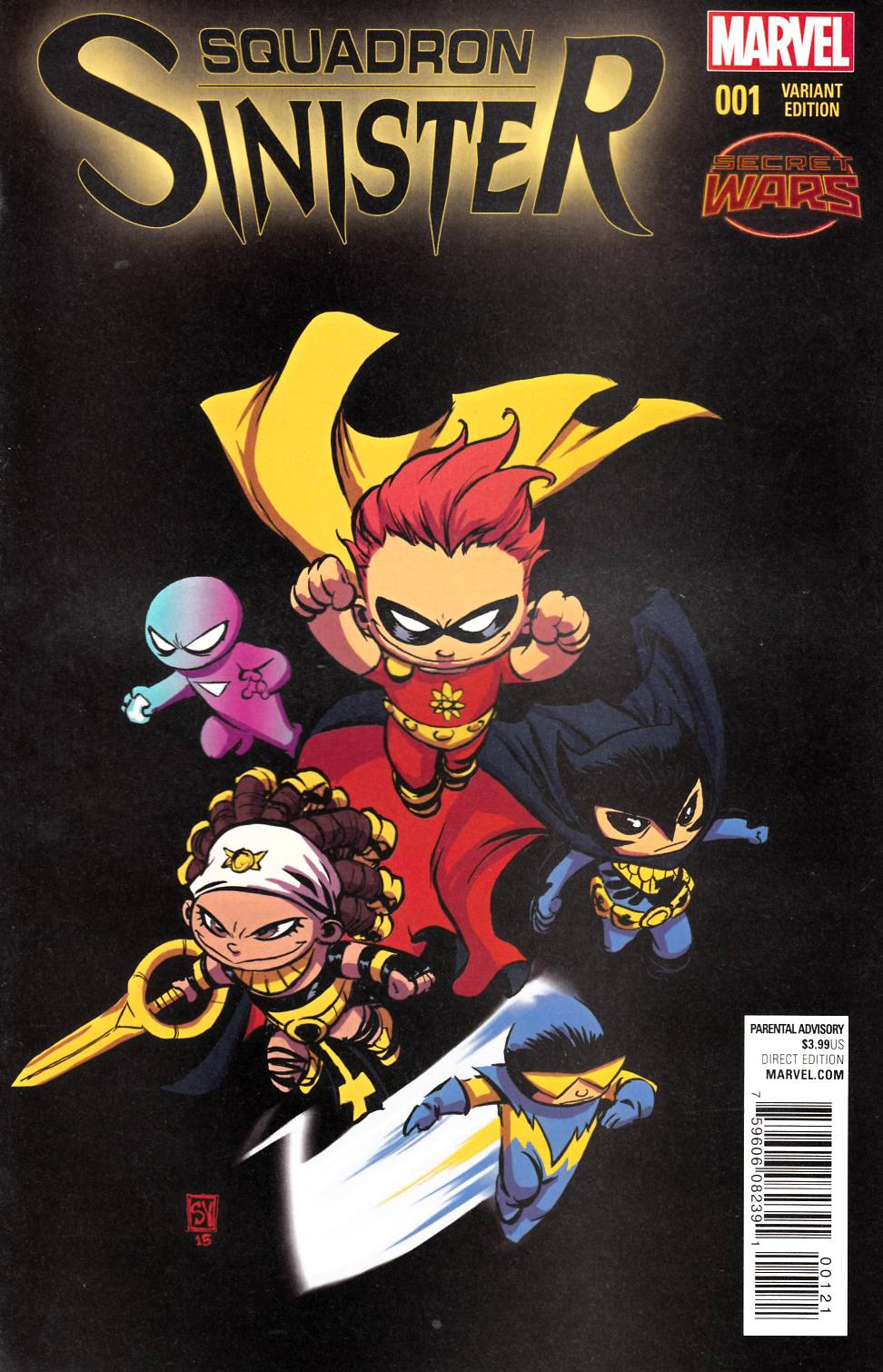 Squadron Sinister #1 Young Baby Cover [Marvel Comic]_LARGE