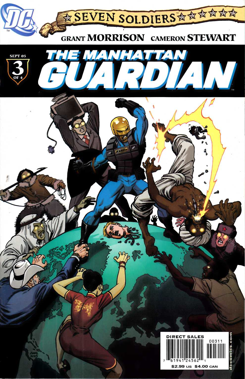 Seven Soldiers Guardian #3 Very Fine (8.0) [DC Comic] THUMBNAIL